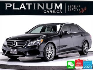 Used 2016 Mercedes-Benz E-Class E250 BlueTEC 4MATIC, DIESEL, NAV, CAM, PANO,HEATED for sale in Toronto, ON