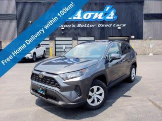 Used 2020 Toyota RAV4 LE AWD, Heated Seats, Apple CarPlay + Android Auto, Radar Cruise, Blind Spot Monitor and Much More! for sale in Guelph, ON