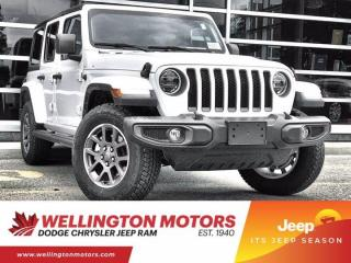 New 2021 Jeep Wrangler Unlimited Sport 80th Anniversary for sale in Guelph, ON