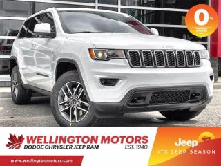 New 2021 Jeep Grand Cherokee Laredo for sale in Guelph, ON