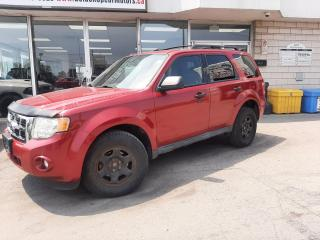 Used 2009 Ford Escape XLT~Certified~ 3 YEAR WARRANTY~ ~NO ACCIDENTS~ Lea for sale in Oakville, ON