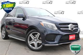 Used 2017 Mercedes-Benz GLE 400 CERTIFED, NO ACCIDENTS, SUPER CLEAN!! for sale in Hamilton, ON