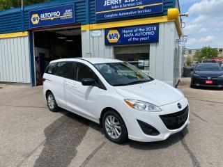 Used 2014 Mazda MAZDA5 Low Km's, New Tires for sale in Kitchener, ON