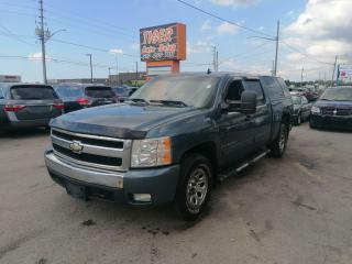 Used 2007 Chevrolet Silverado 1500 LT**CREW CAB*4X4*TOPPER*SIDE STEP*AS IS for sale in London, ON