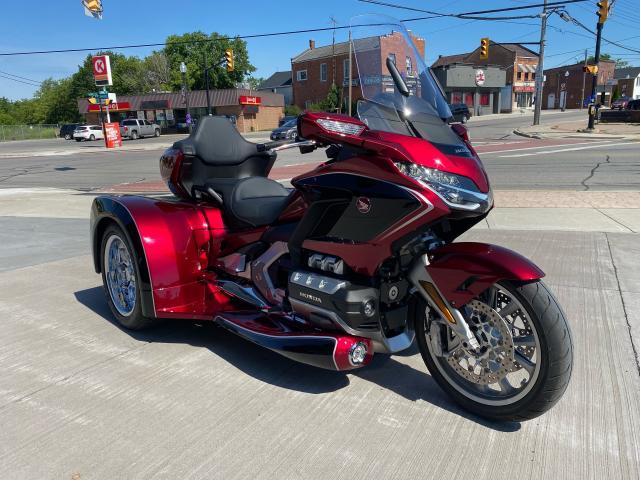 2020 Honda Gold Wing 1800 Touring Motor Trike