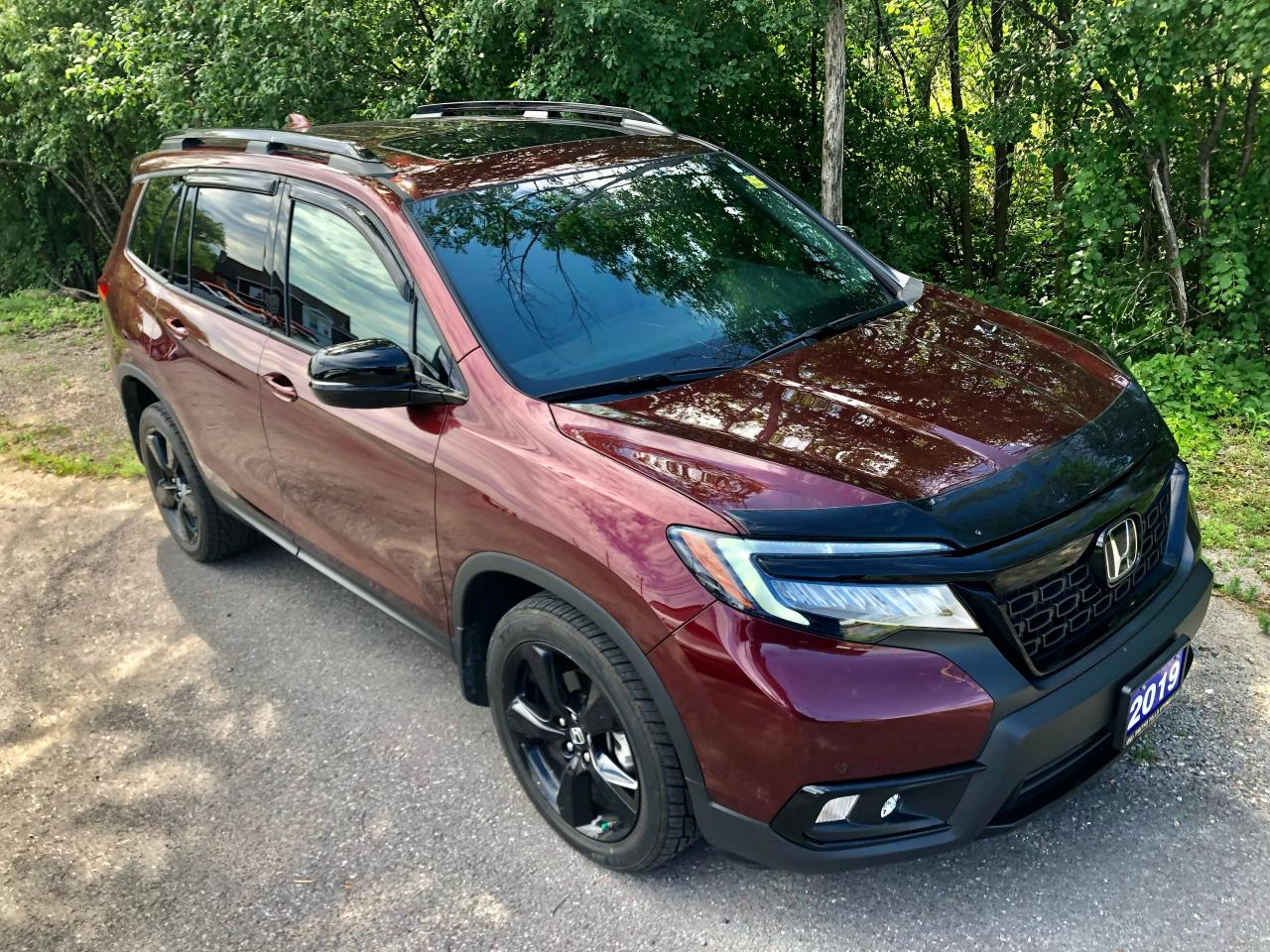 2019 Honda Passport Touring With only 33100 km Only $179 Weekly