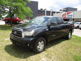 Used 2012 Toyota Tundra SR5 ~ TRD ~ 4x4 ~ 5.7 V8 ~ DOUBLE CAB ~ LEATHER for sale in Toronto, ON