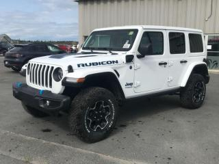 New 2021 Jeep Wrangler 4xe Unlimited Rubicon for sale in Yellowknife, NT