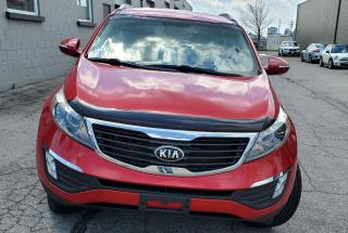 Used 2013 Kia Sportage EX for sale in Waterloo, ON