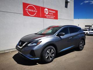 New 2021 Nissan Murano SV/AWD/BACK UP CAM/KEYLESS START/BLIND SPOT MONITOR for sale in Edmonton, AB