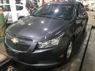 Used 2011 Chevrolet Cruze LT Turbo+ w/1SB for sale in Mississauga, ON