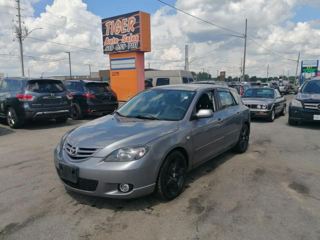 2005 Mazda MAZDA3 *DRIVES GREAT*COLD AC*NEWER BRAKES*AS IS SPECIAL