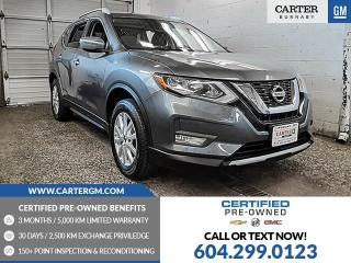Used 2017 Nissan Rogue SV for sale in Burnaby, BC