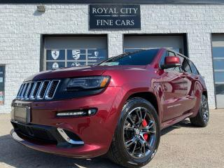 Used 2016 Jeep Grand Cherokee *sold*SRT-8 475HP// ACCIDENT-FREE for sale in Guelph, ON