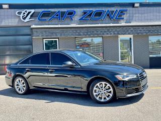 Used 2016 Audi A6 2.0T Progressiv for sale in Calgary, AB