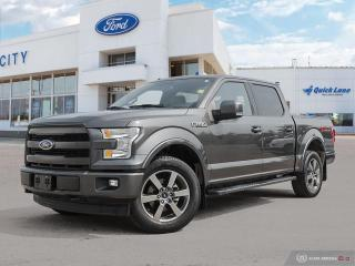 Used 2017 Ford F-150 Lariat for sale in Winnipeg, MB