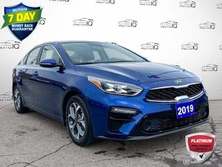 Used 2019 Kia Forte EX Auto Heated Seats/Bluetooth/Alloy Wheels for sale in St Thomas, ON