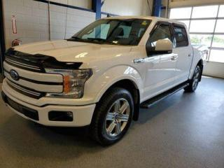 Used 2019 Ford F-150 LARIAT 4WD SUPERCREW 5.5' BOX for sale in Moose Jaw, SK