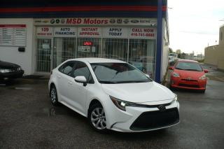 Used 2020 Toyota Corolla LE for sale in Toronto, ON