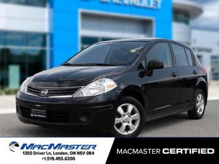 Used 2012 Nissan Versa for sale in London, ON