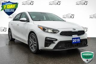Used 2019 Kia Forte EX LOW MILEAGE LOCAL TRADE for sale in Innisfil, ON