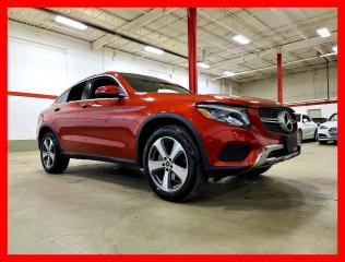 Used 2018 Mercedes-Benz GL-Class GLC300 4MATIC COUPE PREMIUM PLUS CERTIFIED! for sale in Vaughan, ON