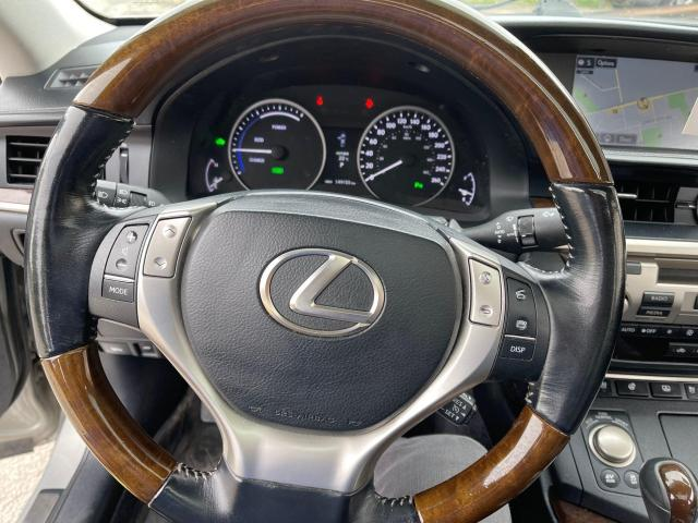2015 Lexus ES 300 HYBRID ULTRA PREM NAV/CAMERA/MARK LEVINSON SOUND Photo13