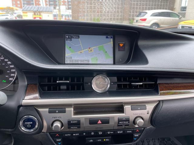 2015 Lexus ES 300 HYBRID ULTRA PREM NAV/CAMERA/MARK LEVINSON SOUND Photo14