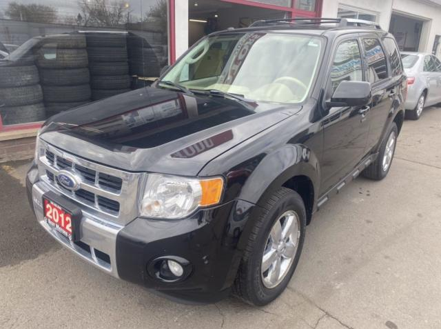 2012 Ford Escape Limited,4WD