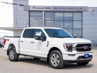New 2021 Ford F-150 Platinum 1.99% APR | 701A | ROOF | LOADED | for sale in Winnipeg, MB