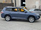 2013 Toyota Highlander Hybrid Limited Navigation /Sunroof /7Pass/Camera Photo24