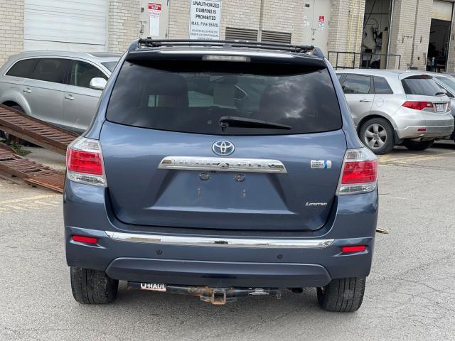 2013 Toyota Highlander Hybrid Limited Navigation /Sunroof /7Pass/Camera Photo6