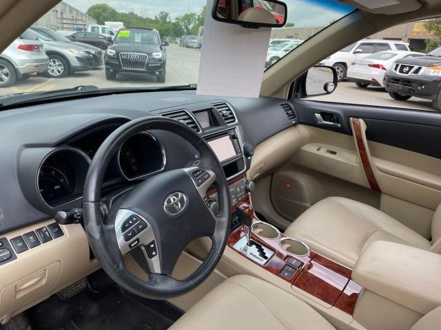 2013 Toyota Highlander Hybrid Limited Navigation /Sunroof /7Pass/Camera Photo13