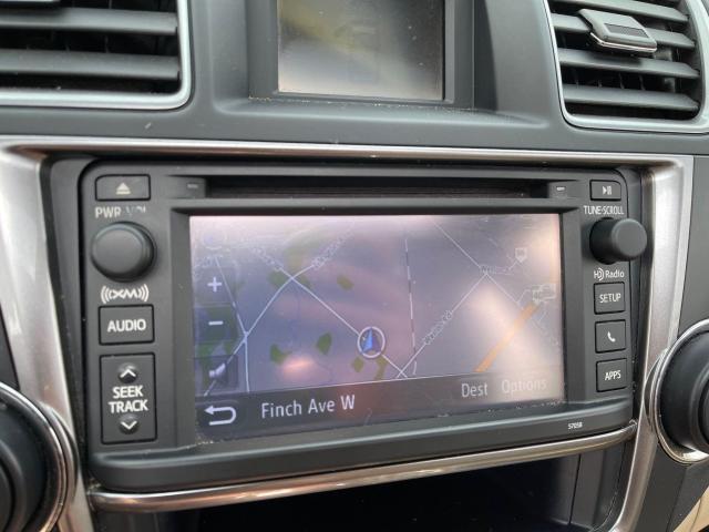 2013 Toyota Highlander Hybrid Limited Navigation /Sunroof /7Pass/Camera Photo17