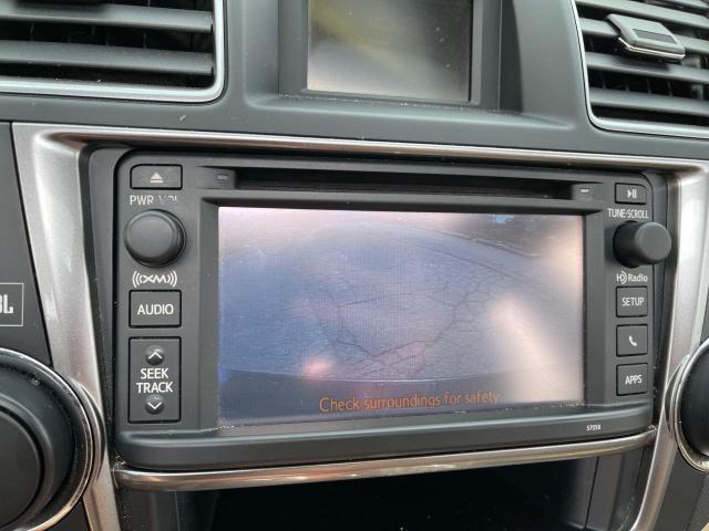 2013 Toyota Highlander Hybrid Limited Navigation /Sunroof /7Pass/Camera Photo18