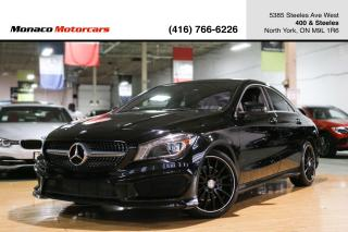 Used 2014 Mercedes-Benz CLA-Class CLA250 4MATIC - AMG PANO BAKCUPCAMERA HEATED SEAT for sale in North York, ON