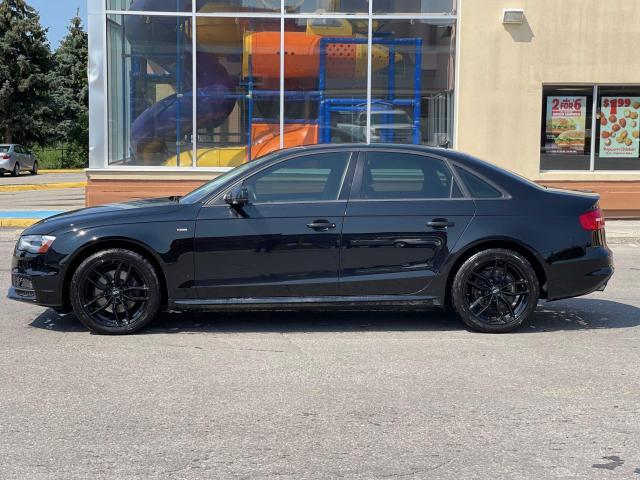 2016 Audi A4 S Line AWD Navigation/Sunroof /Camera Photo3