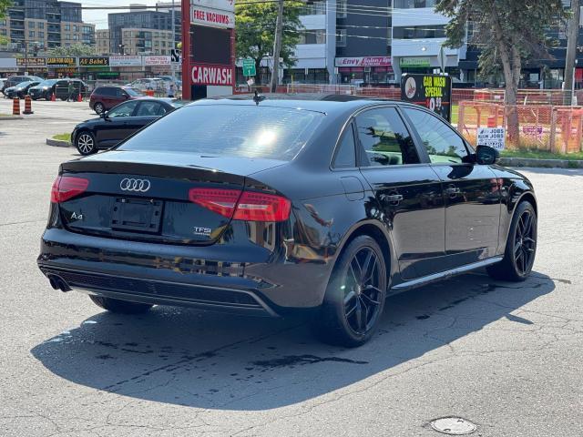 2016 Audi A4 S Line AWD Navigation/Sunroof /Camera Photo5