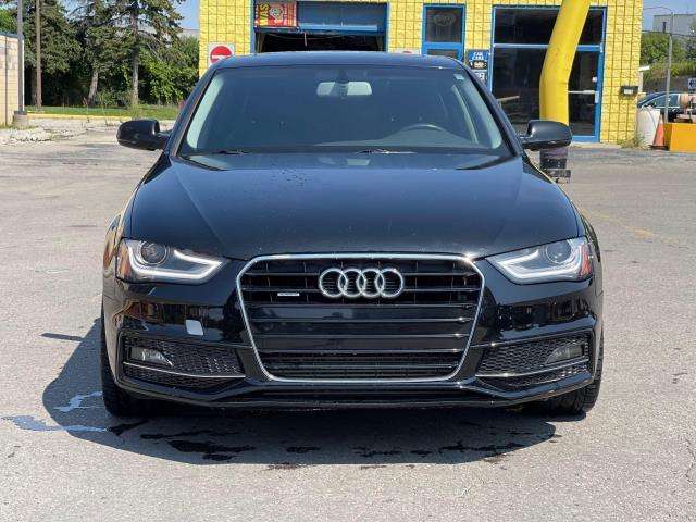 2016 Audi A4 S Line AWD Navigation/Sunroof /Camera Photo8