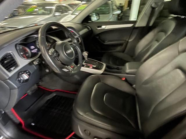2016 Audi A4 S Line AWD Navigation/Sunroof /Camera Photo9