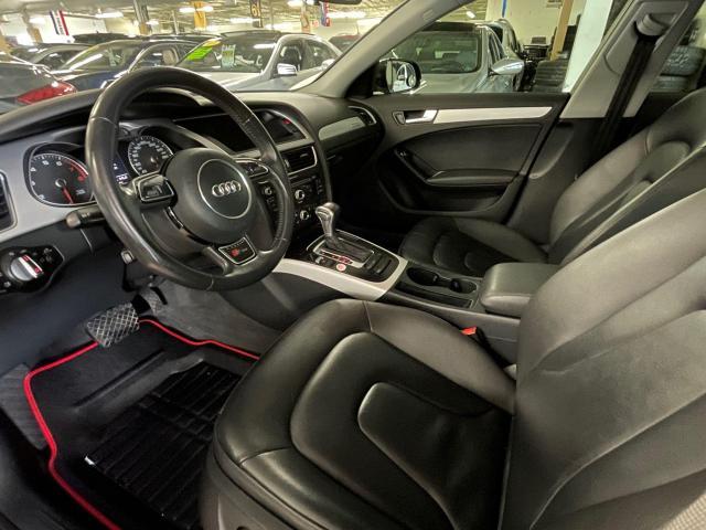 2016 Audi A4 S Line AWD Navigation/Sunroof /Camera Photo10