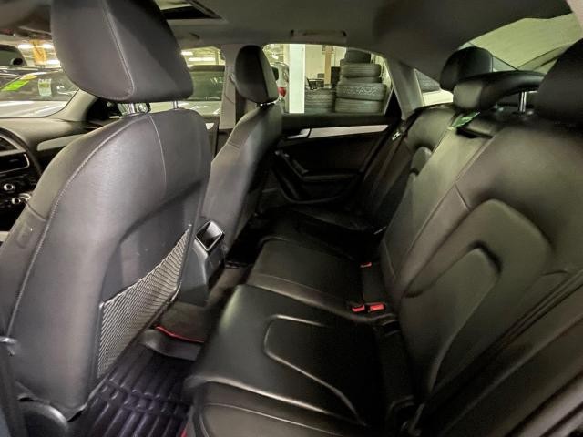2016 Audi A4 S Line AWD Navigation/Sunroof /Camera Photo11