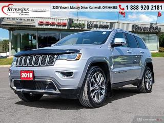 Used 2018 Jeep Grand Cherokee Limited for sale in Cornwall, ON