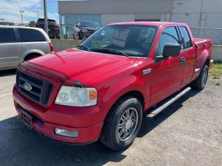 Used 2004 Ford F-150 STX for sale in Whitby, ON
