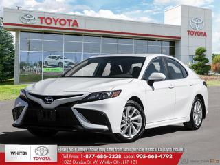 New 2021 Toyota Camry SE for sale in Whitby, ON