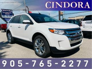 Used 2014 Ford Edge Limited, AWD, Leather, NAV, Pano Roof for sale in Caledonia, ON