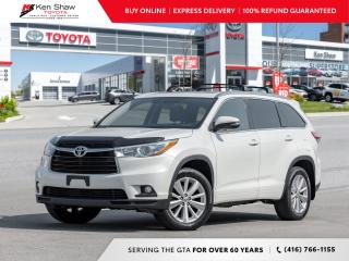 Used 2015 Toyota Highlander for sale in Toronto, ON