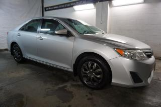 Used 2012 Toyota Camry LE CERTIFIED 2YR WARRANTY BLUETOOTH ENGINE R START CRUISE ALLOYS AUX for sale in Milton, ON