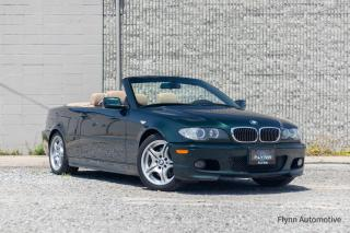 Used 2004 BMW 3 Series 330Ci convertible Manual, M Sport, One Owner for sale in St. Catharines, ON