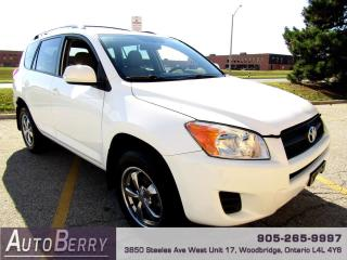 Used 2012 Toyota RAV4 Base I4 2WD Accident Free, One Owner!!! for sale in Woodbridge, ON